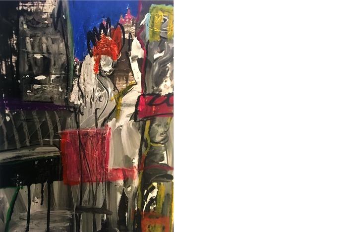 Ausstellung von Alina Gulik